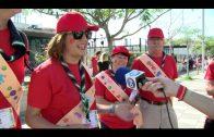 La comunidad educativa del colegio El Faro se vuelca en su primera carrera solidaria