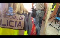 La Policía Nacional detiene a una mujer que ofrecía sexo con menores y drogas a domicilio