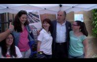 Landaluce muestra su apoyo a ADEM-CG en el Día Mundial de la Esclerosis Múltiple