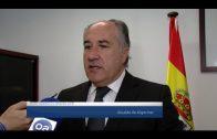 Landaluce muestra su satisfacción por el anuncio de electrificación del Puerto de Algeciras