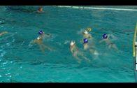 Los alevines del Club Waterpolo Algeciras, en la final del Campeonato de Andalucía