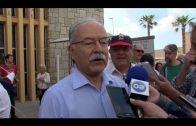 Más de un centenar de personas reclaman la modernización del tren en la comarca