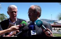 Morón apela al diálogo y la paz social en el puerto de Algeciras