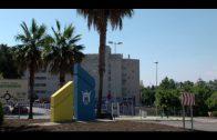Comienzan los trabajos de mejora en la rotonda del centro comercial Puerta Europa y Pajarete
