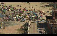 El análisis de las aguas establece que las playas se encuentran en niveles de calidad adecuados
