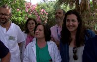 El trasplante de riñón de los hermanos Meléndez se simboliza con un árbol en el Parque de la Vida