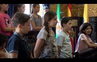 """Escolares de Ceuta ganadores del concurso """"Mi primer barco"""" visitan Algeciras"""