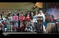 Éxito de público en el pregón de Paco el Cortina y la coronación de las reinas
