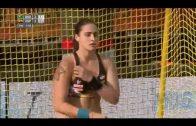 Jennifer Gutiérrez, da el bronce a las Guerreras de Arena en el Campeonato de Europa