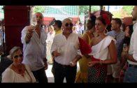 La Feria Real volvió a vivir ayer una jornada de absoluta tranquilidad