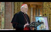 Landaluce da la bienvenida al arzobispo emérito de Sevilla, cardenal Carlos Amigo Vallejo