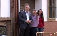 Reunión satisfactoria entre el alcalde de Algeciras y la presidenta de la Junta