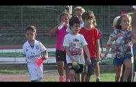 Más de 2.000 jóvenes atletas han participado en las concentraciones organizadas por la Diputación