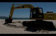 UGT denuncia el incumplimiento de Urbaser del convenio colectivo de playas