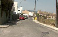 Algesa continua con sus labores de limpieza en la barriada Santa Teresa de Jornet y La Granja