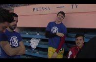 Domingo Luis en el Campeonato del Mundo de Balonmano Playa