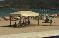 Ecologistas advierte del deterioro de la playa de Getares por falta de arena