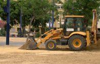 El PSOE pregunta sobre el albero contaminado en el ferial