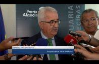 Jiménez Barrios valora la responsabilidad de trabajadores y de empresas del sector de la estiba