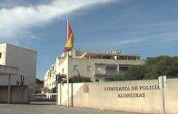 La Policía Nacional  detiene en Algeciras al presunto autor de un robo  a un taxista