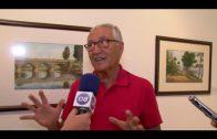 Landaluce visita la exposición de Torremocha y Ochando 'Algeciras ayer, Algeciras hoy'