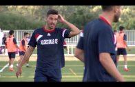 """Alejandro Castillo """"Guti"""" se marcha cedido a la UD Los Barrios"""
