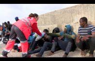 """Algeciras Acoge destaca un """"incremento notable"""" en la llegada de inmigrantes con respecto a 2016"""