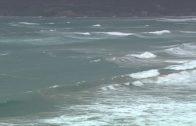 Aviso por viento y fenómenos costeros el fin de semana en el Estrecho