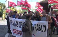 CCOO Y UGT convocan una concentración por el accidente de Tarifa