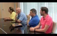 La Espadaña de San Antón centra una reunión entre técnicos del Obispado y del Ayuntamiento