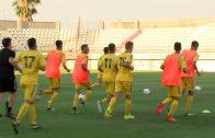 Los clubes de Segunda B y Tercera son recibidos en Diputación
