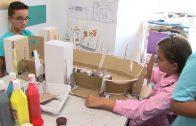 Los talleres de verano del Museo acercan a los pequeños a las excavaciones arqueológicas subacuáticas