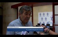 Luis Ángel Fernández satisfecho con la limpieza de choque