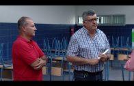 Ruiz califica de incoherentes las declaraciones de María Díaz sobre mantenimiento de colegios