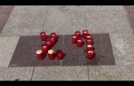 Victoria Kent celebra el martes en la Plaza Alta concentración en contra de la violencia de género