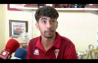 """Albertito: """"Hemos sabido reaccionar en la segunda parte"""""""