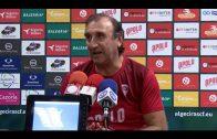 Asián advierte de la dificultad de ganar dos partidos consecutivos en casa