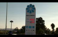 ASSP denuncia la falta de información sobre el precinto de la gasolinera de La Menacha