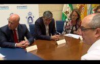 Constituídas las mesas institucional y técnica de la Zona Sur en Algeciras