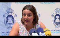 El Ayuntamiento de Algeciras invierte este verano más de 43 mil euros en obras de mejora  colegios