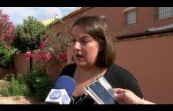 El Ayuntamiento de Algeciras trabaja en la mejora del alumbrado en la calle Batel