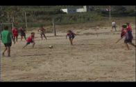 El Maratón de Fútbol Playa , un éxito