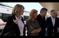 El Ministerio de Fomento reconoce la labor de Landaluce para impulsar la Algeciras-Bobadilla