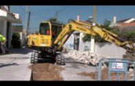 En los próximos días van a comenzar las obras para retirar la red de saneamiento de la playa
