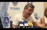 Fernández responde a las críticas del PSOE sobre las irdenanzas municipales 2018