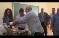 Iniciativa solidaria de la Peña La Bufanda y el Algeciras C.F.
