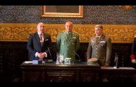 Landaluce felicita a la Legión, en el 97 aniversario de la fundación del cuerpo