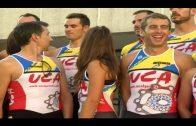 Óscar Aguilar, clasificado en el campeonato mundial Ironman