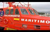 Rescatados 5 inmigrantes en aguas del Estrecho