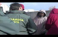 Rescatados y trasladados al puerto de Tarifa 17 inmigrantes a bordo de dos pateras